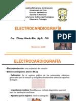 Tema Especial. Electrocardiografia - Tibisay