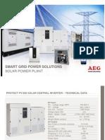 1 Solar Power Plant HMI FinalX