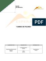01-Instructivo Cambio de Polines.