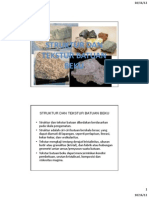 [Kuliah] Struktur Dan Tekstur Batuan Beku