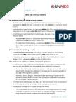 AIDS Fact Sheet North America Regional Nawce En2012