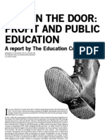 UK Education Commission Report 1