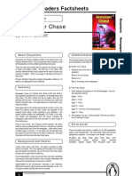 Level 0 - Newspaper Chase - Penguin Readers Factsheets