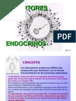 Disruptores Endocrinos