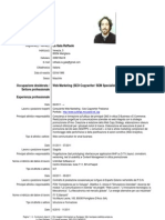 Raffaele La Gala-Curriculum-Vitae