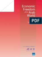 Economic Freedom of the Arab World 2012 Annual Report
