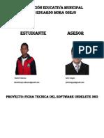 Ficha Tecnica Undelete 360