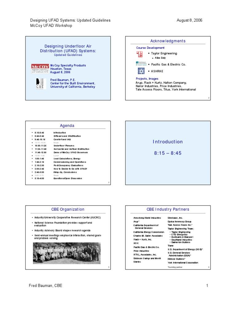 Mccoy Ufad 080806   Ventilation (Architecture)   Duct (Flow) 3eb726e508