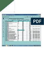 lcc  - create list print screen 2