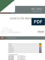 JPMorgan 4Q Guide to the Markets 2012