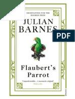 Barnes, Julian - Flaubert's Parrot