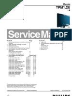 Philips 32PFL3403D-27 _ Manual y Circuito Chasis TPM1.2U