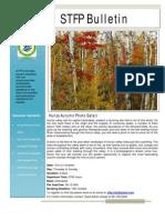 STFP Bulletin- October 2012-2