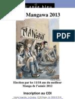 Affiche 15-18 Ans Prix Mangawa 2013