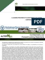 AlterNRG_CorporatePresentation_Jan2009v5