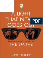 A Light That Never Goes Out by Tony Fletcher-Excerpt