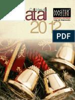 Catalogo Natal 2012