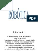 Robótica ( feira cultural )