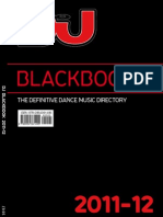 DJ Magazine Black Book 2011 Full