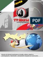 Projeto Aniversário TV SBUNA - Pitú