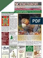Northcountry News 11-23-12