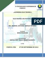 Trabajo de Investigacion Electronica de Potencia