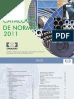 Catalogo de Normas 2011