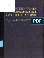 4007763 Collected Fruits of Occult Teaching 1920