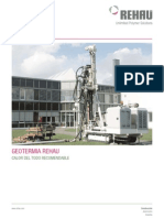 Geotermia REHAU BAU702 2-Data