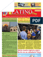 El Latino de Hoy | The Only Weekly Hispanic Newspaper of Oregon | 11-21-2012