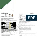 Indiograma Respuesta