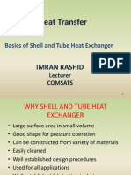 Basics of Double pipe heat exchanger(Heat Transfer slides)