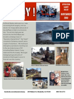 Sandy Newsletter PDF