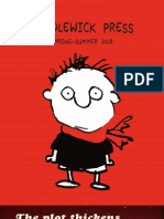 Candlewick Press Spring-Summer 2013 Catalog