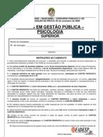 Sema Tec Gestao Publica Psicologia Superior