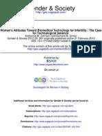 Johnson Simon Biomedical Technology Infertility