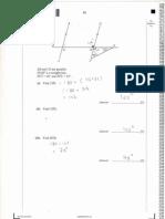 O Level 2012 Maths D P2 Que 4-5