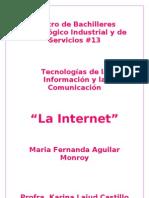 Aguilar Monroy Maria Fernanda, s, La Internet c 2