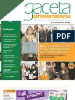 Gaceta 286- 8 Abril 2012