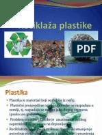 Reciklaza plastike i metala