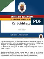 Expo Carbohidratos