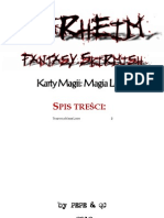 WarheimFS Karty Magii 002 Magia Lodu