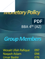 Monetary Policy Final (1)