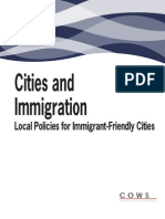 "Local Policies for ""Immigrant-Friendly"" Cities"