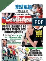 LE BUTEUR PDF du 22/10/2012