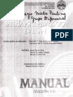 Manual Evalua 1