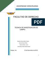 Tecnica de Investigacion de Campo Equipo1 (1)