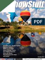 Air Show Stuff Magazine - Oct 2012