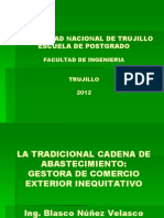 Unt - Epg - La Tradicional Cadena de Abastecimiento y El Comercio Inequitativo