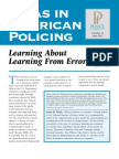 Doyle (2012) - Learning About Learning From Error